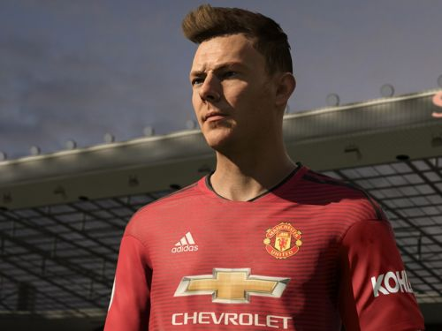 What's it like to be a FIFA 19 Journey star? Meet the real Danny Williams - actor Chris Walters