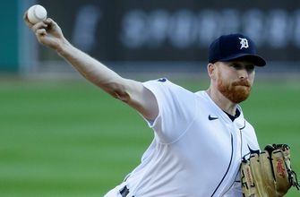 Spencer Turnbull fans seven Indians in Tigers' 5-2 win