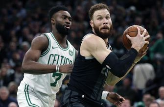 Griffin enjoying resurgence a year after trade to Pistons