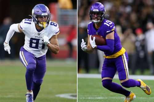 Fantasy Football: Lean on Justin Jefferson if Vikings' Adam Thielen can't play