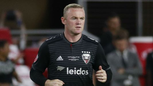 Wayne Rooney scores incredible goal from inside his own half for DC United