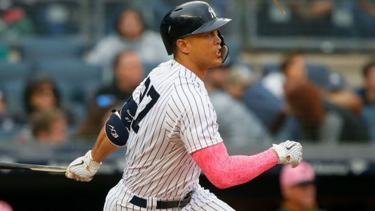 Giancarlo Stanton injury update: Yankees slugger activated from injured list