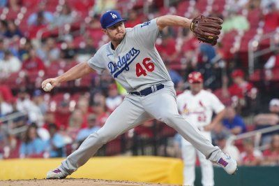 Five things to know about Dodgers Game 5 starter Corey Knebel