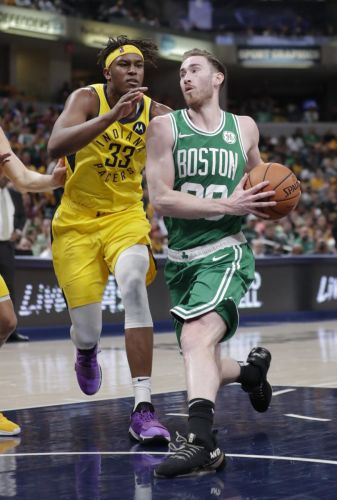 Celtics knock off Pacers with first four-game sweep in eight years