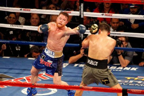 Canelo Alvarez ordered to defend new title by Aug. 4