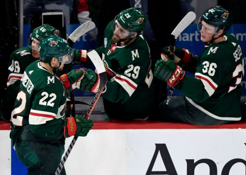 Niederreiter scores twice as Wild beat Panthers 5-1