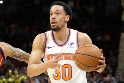 John Jenkins thrilled he will be with Knicks for rest of season