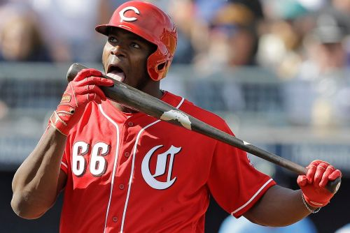 Why Yasiel Puig as a Red should put fantasy players in the black
