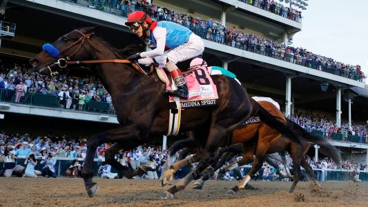Kentucky Derby winner Medina Spirit to run in Preakness Stakes after passing final drug tests