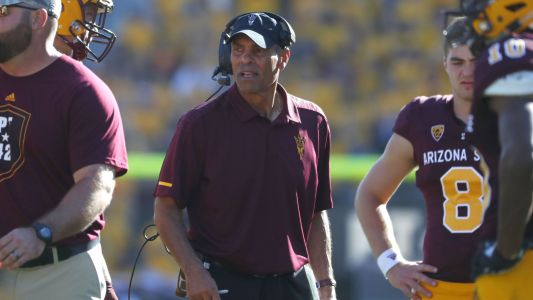 Herm Edwards: ASU's younger players, including QB Dillon-Sterling Cole, could see time in Las Vegas Bowl