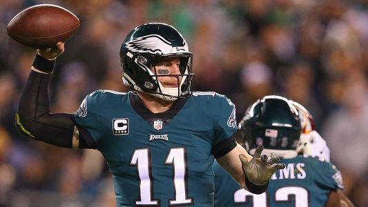 Carson Wentz injury update: Eagles QB will not play Sunday vs. Rams
