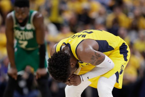 Opinion: Series has been there for the Pacers - they just won't take it