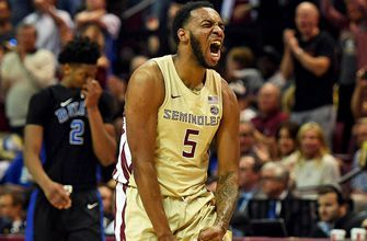 FSU rises 2 spots to No. 11 in latest Associated Press college basketball poll