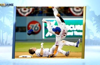 Chase Utley on Infamous Ruben Tejada Slide: It could've been worse
