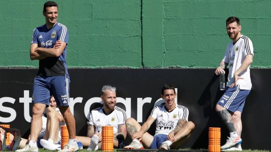 Messi helps give Scaloni's Argentina new-found optimism
