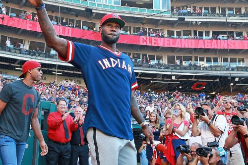 Heated LeBron James goes off on Astros' cheating scandal