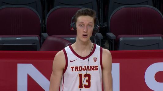 USC's Drew Peterson says Mobley brothers' dominance 'makes job easy'