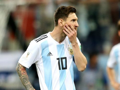 'I just feel so sorry for Messi' - Zabaleta predicts Argentina retirement for Barcelona star