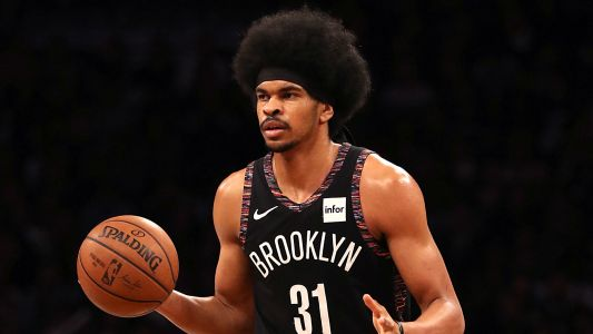 NBA playoffs 2019: Nets' Jarrett Allen was fouled in final seconds of Game 4