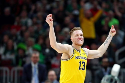 Michigan's Ignas Brazdeikis stays in NBA draft, becomes John Beilein's first one-and-done player