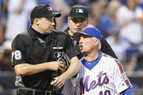 MLB is not happy about the leak of 'f-king' furious Terry Collins