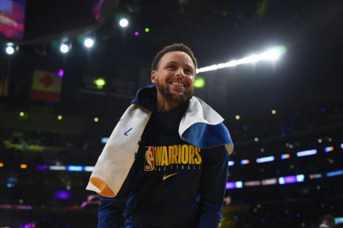 Stephen Curry: 'A Championship is Still the Goal'