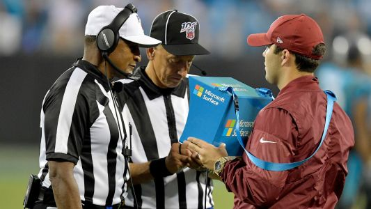 NFL referee assignments Week 11: Who are the officials for every game this week?