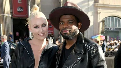 NHL star P.K. Subban, Olympic skier Lindsey Vonn announce engagement