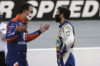 Elliott aiming to be among drivers always with shot to win