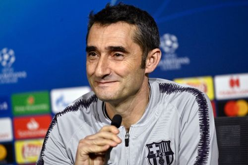 Valverde calls on Barcelona to overcome away-day challenge in Champions League