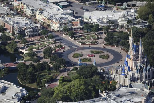 Why the NBA is planning on going to Disney World