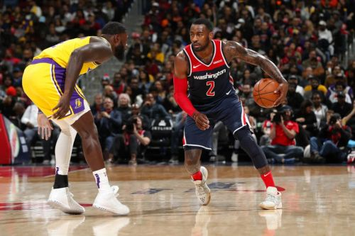 'Just Hot': John Wall Hangs 40 Points and 14 Assists on the Lakers