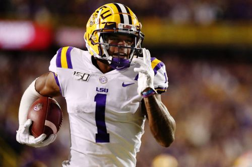 The top 10 wide receivers heading into 2021 NFL Draft