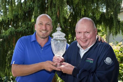Dave Hemstad completes Star Amateur golf set by winning final edition and first