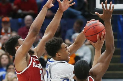 March Madness: Kentucky's P.J. Washington expected to miss second round