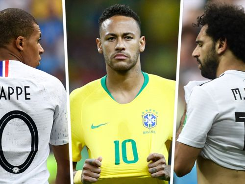 Video: Mbappe, Modric & World Cup 2018 Team of the Tournament