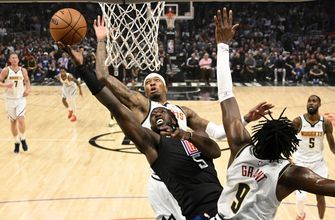 George, Leonard lead LA Clippers' 132-103 rout of Nuggets