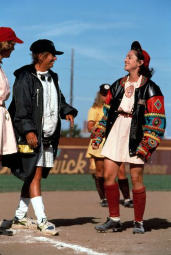 Penny Marshall, 'A League of Their Own' still blazing trails for women in baseball