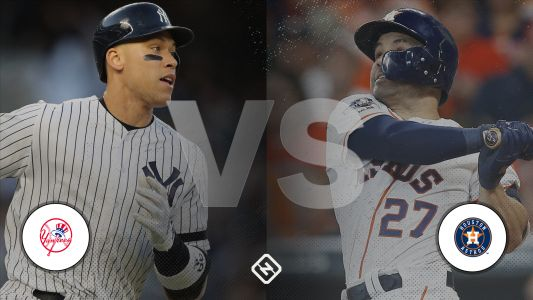 What channel is Yankees vs. Astros on today? Schedule, time, score for ALCS Game 1