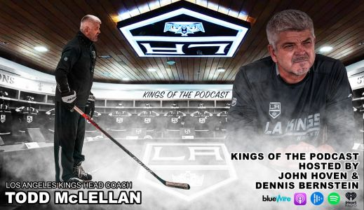 Kings Of The Podcast: Ep. 113 - Todd McLellan
