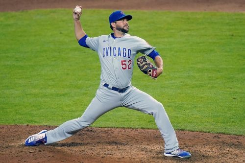 Cubs finalize $800,000 deal with reliever Ryan Tepera