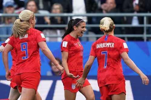 USA thrash 13 past Thailand ahead of France return to action