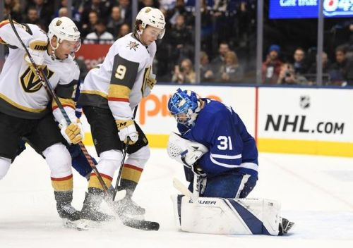 Vegas Golden Knights vs. Toronto Maple Leafs - 11/19/19 NHL Pick, Odds, and Prediction