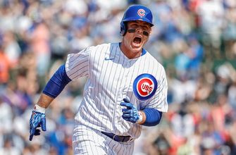 Anthony Rizzo's home run on 14-pitch at-bat sparks Cubs' comeback win at Wrigley Field's 'Opening Day 2.0'