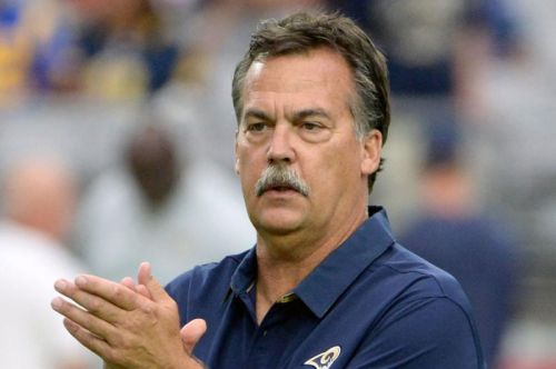 Ex-Titans, Rams coach Jeff Fisher calls move to XFL 'false news'