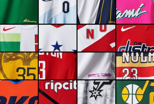 Check Out the New Nike NBA 'Earned Edition' Uniforms 💧