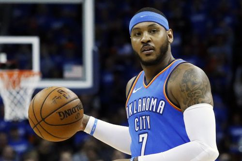 Carmelo Anthony traded and dumped and nearly free
