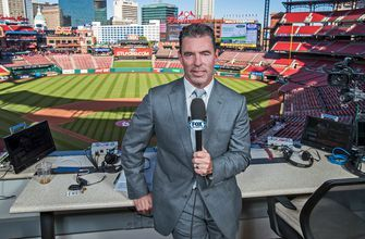 Jim Edmonds awaiting coronavirus test results after pneumonia diagnosis