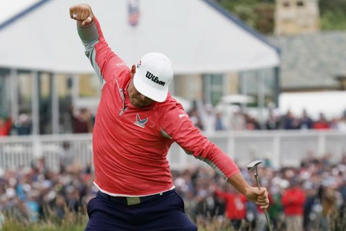 The haunting mark Gary Woodland stared down to win the US Open