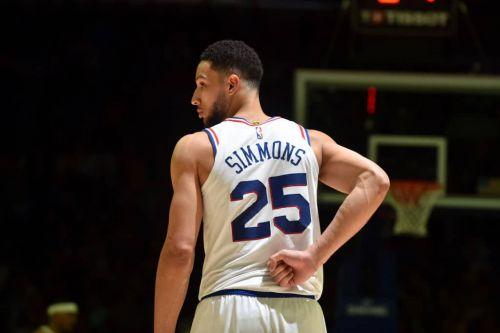 Ben Simmons Wants to Train With Magic Johnson This Summer